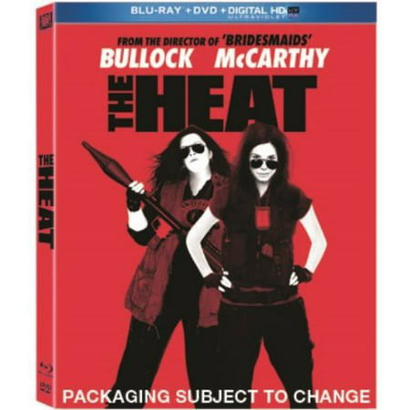 The Heat (Rated/Unrated) (Blu-ray + DVD + Digital