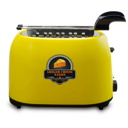 Smart Planet 2 Slice Grilled Cheese Toaster