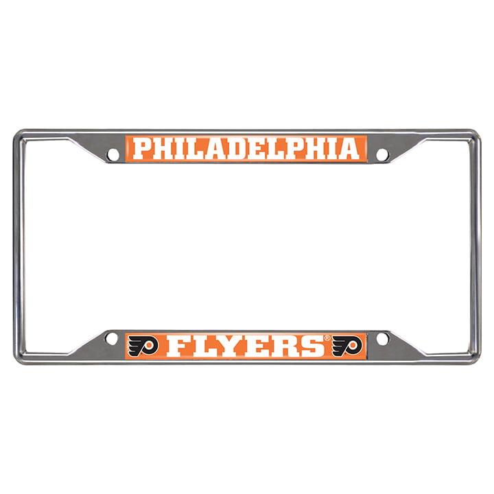NHL Philadelphia Flyers License Plate Frame