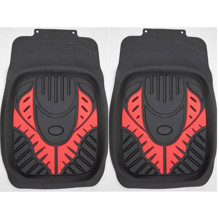 Universal Fit All Vehicle Floor Mats With Extra Deep Dish