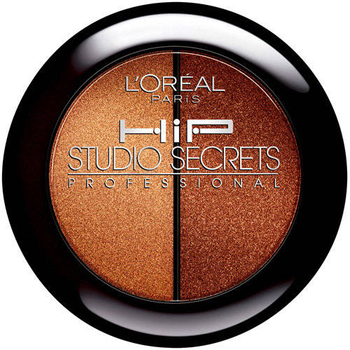 L'Oreal Paris Studio Secrets Professional Metallic Shadow Duo, Charged 910