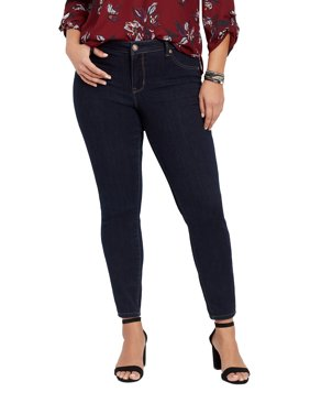 34c1474ba5922 Product Image maurices Women's Dark Wash Jegging - Plus Size DenimFlex