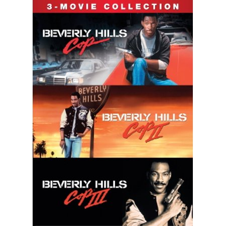 Beverly Hills Cop: 3-Movie Collection (Only In Beverly Hills)