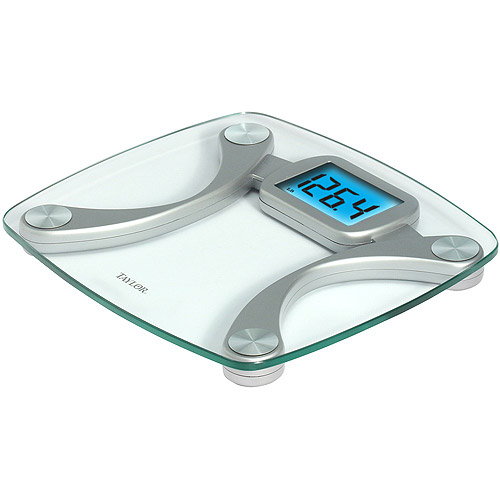 Taylor 7568 Digital Thick Glass Platform High-Capacity Scale