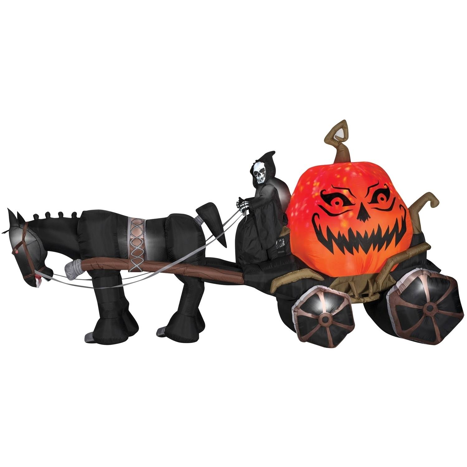 Reaper Projection Airblown Halloween Decoration
