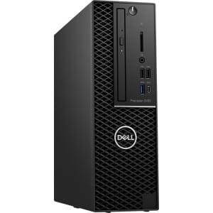 Dell Precision 3000 3630 Workstation - Intel Core i7 (8th Gen) i7-8700K Hexa-core (6 Core) 3.7GHz - 16GB DDR4 SDRAM - 512GB SSD - AMD Radeon Pro WX3100 4GB Graphics - Windows 10 Pro