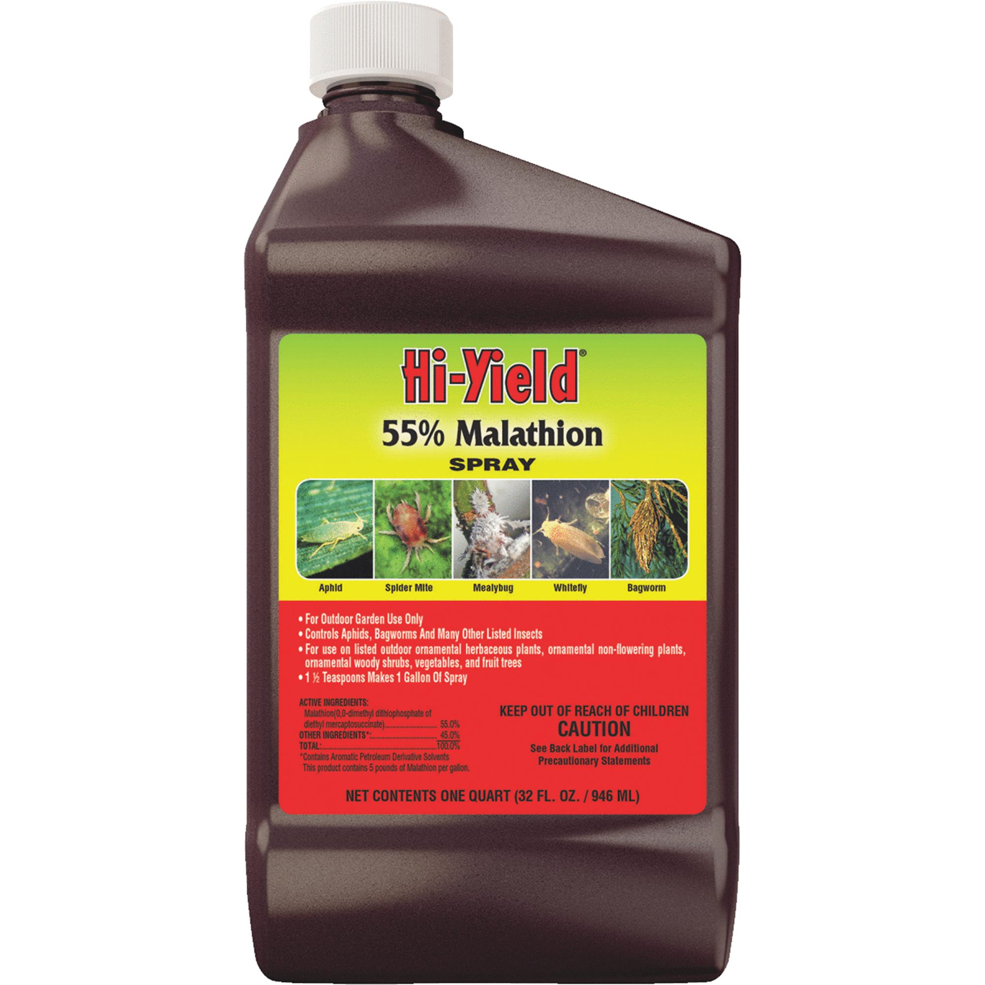 Hi-Yield Malathion Insect Killer