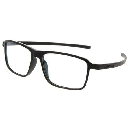 59158a0d2fc1 TAG Heuer 3952 001 Reflex 3 Collection Rectangle Prescription Rx Ready  Eyeglasses Frames - Walmart.com