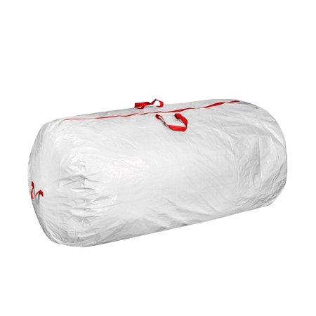 Christmas White  Tree Storage Bag, Large for Artificial Trees up to 7 Feet Tall, ()