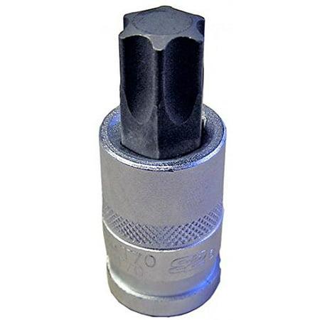 Vim Tools VIM-PFC8T60 T60 Torx Bit, 1/2