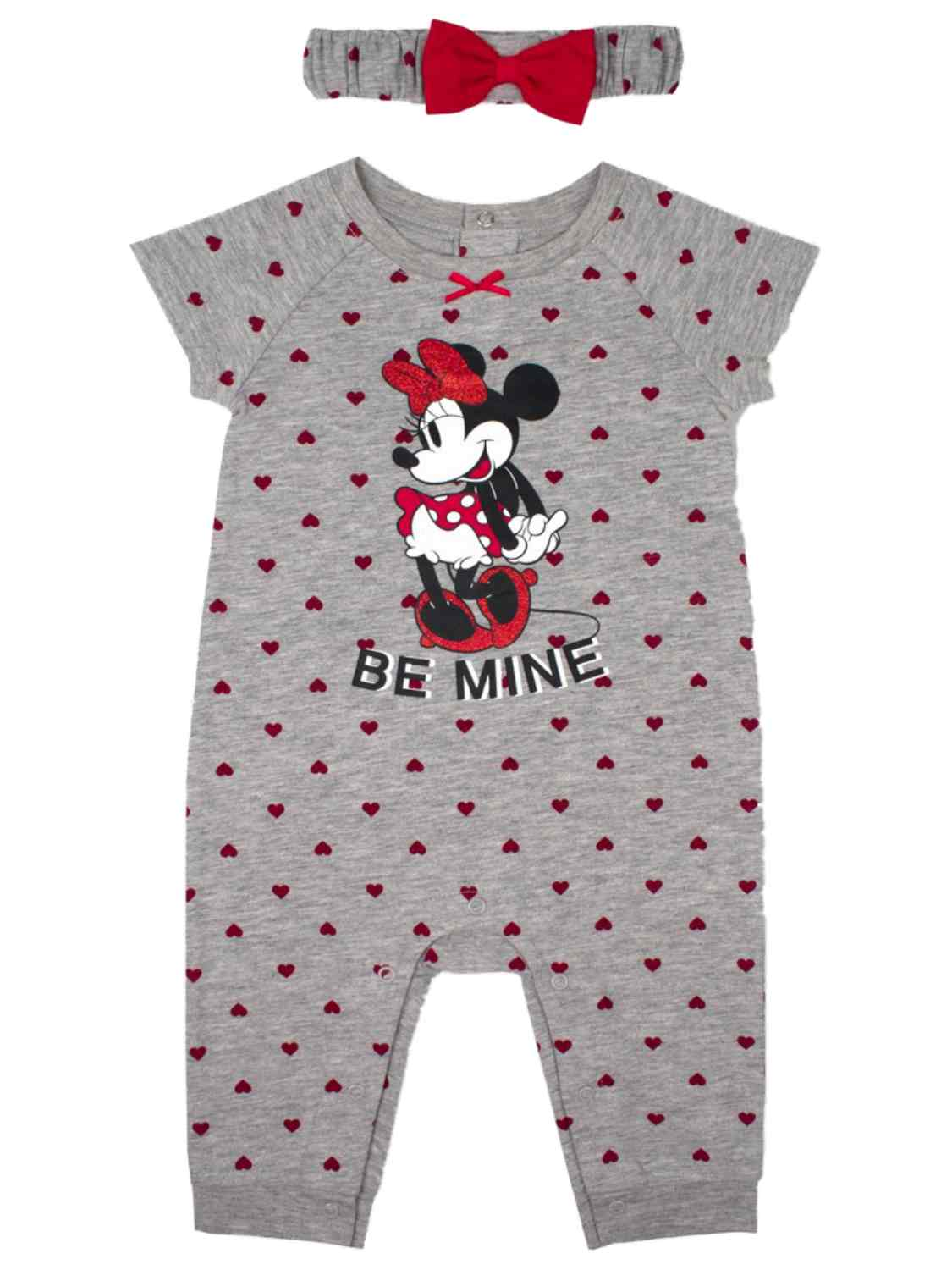 DISNEY BAMBI PURPLE 3 PIECE OUTFIT SIZE NB 3 6 9 12 18 MONTHS NEW!