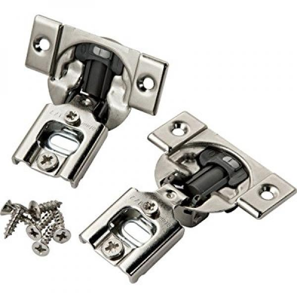 1/2'' Blum Compact Soft-Close BLUMotion Overlay Hinge
