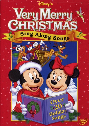 Disney's Sing Along Songs: Very Merry Christmas - Walmart.com