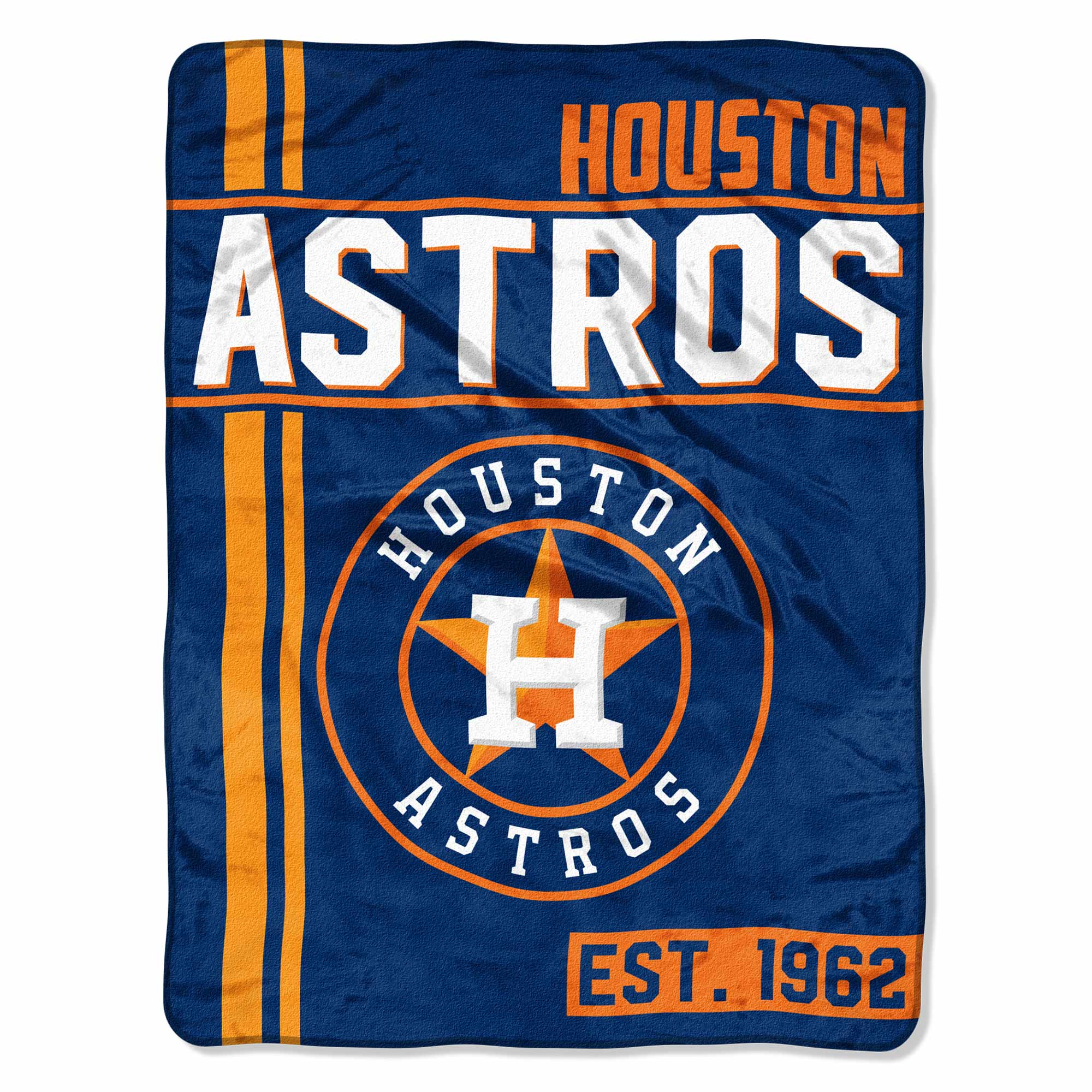 "MLB Houston Astros ""Walk Off"" 46""x 60"" Micro Raschel Throw"