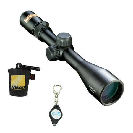 Nikon 16329 ProStaff Rimfire II 3-9x40mm BDC 150 Riflescope w/ Cloth &