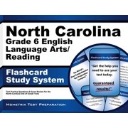 North Carolina Grade 6 English Language Arts/Reading Flashcard Study System: North Carolina EOG Test Practice Questions & Exam Review for the North Carolina End-of-Grade Tests