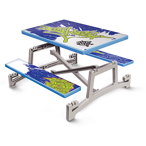 Tech Deck - Build A Ramp Playset - Table