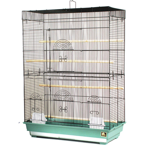 Prevue Pet Products Round Roof Parakeet Bird Cage
