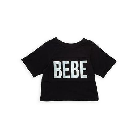 Girl's Logo T-Shirt - Maquillaje Para Bebe Halloween