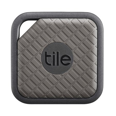 Tile Sport Pro - Key Finder. Phone Finder. Anything Finder - 1 Pack, Graphite