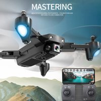CSJ S166GPS Drone with Camera 1080P Follow me Auto Return Home WIFI FPV Live Video Gesture Photos RC Quadcopter for Adults