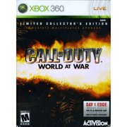 Call of Duty: World at War Collector's Edition (Xbox 360)