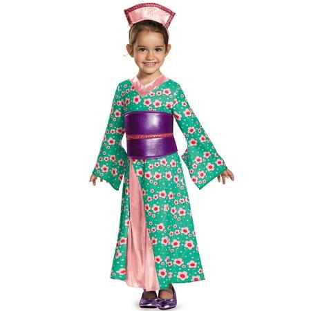 Kimono Princess Toddler Costume](Kimono Geisha Costume)