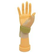 Large Black United Ortho 70317 PatientFORM 8 Thumb Spica Splint-Right