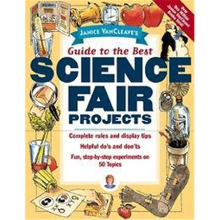 Olympia Sports 14497 Guide to the Best Science Fair Projects -