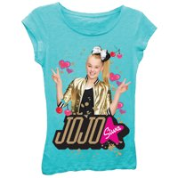 ea1fc4423805e Product Image JoJo Siwa Glitter Graphic T-Shirt (Little Girls   Big Girls)