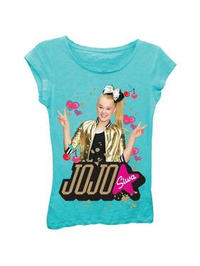 eebf473c6d26e Product Image JoJo Siwa Glitter Graphic T-Shirt (Little Girls   Big Girls)