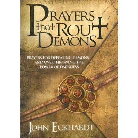Prayers That Rout Demons : Prayers for Defeating Demons and Overthrowing the Power of Darkness](Hannukah Prayer)