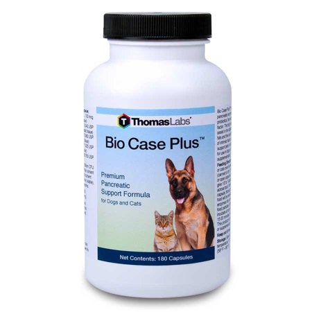 Bio Case Plus Capsules For Dogs   180 Capsules