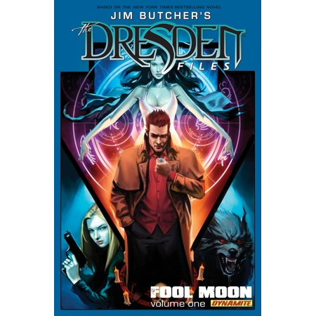 Jim Butcher's The Dresden Files: Fool Moon Vol. 1 -
