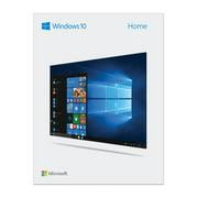Microsoft Windows 10 Home 32-bit/64-bit Editions - USB Flash Drive (Full Retail Version)