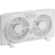 Best Window Fans - Avalon Twin Window Fan with 9 Inch Blades Review