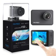 AKASO V50 Pro Native 4K/30fps 20MP WiFi Action Camera with EIS Touch Screen/30m - Best Reviews Guide