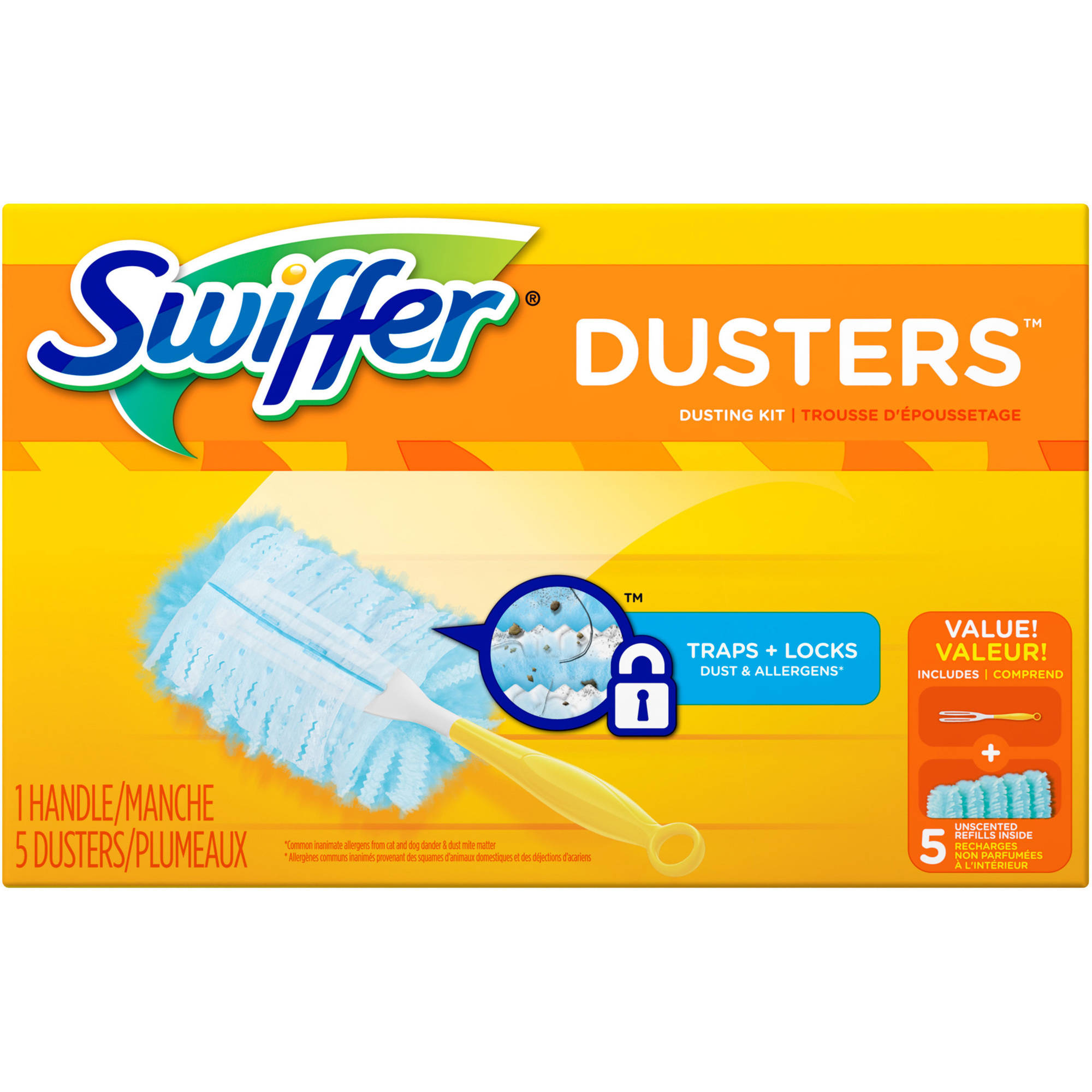 Swiffer Dusters Starter Kit, Unscented