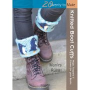 Search Press Books Knitted Boot Cuffs