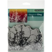 """Penny Black Cling Stamps 5""""X7""""-Etched Branches"""