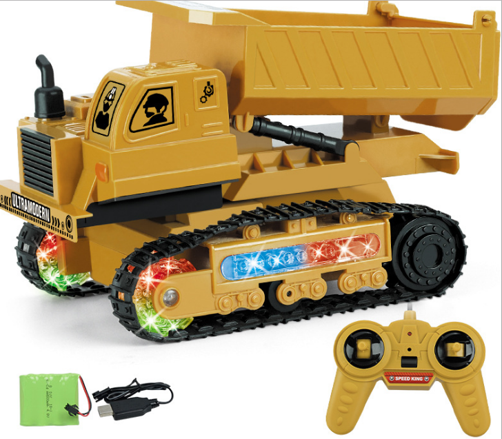 Dump Truck Trailer Forklift Mini Excavator Bulldozer 10-in-1 Engineering Vehicles Toys Kit Garbage Truck Idea Gift for Kids Womdee Construction Engineering Vehicle Steamroller