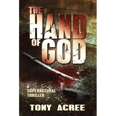 The Hand of God: A Victor McCain Thriller Book 1 - eBook