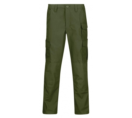 Propper Genuine Gear Tactical Trousers, Made in Haiti, Olive, Size 36X36 F525125