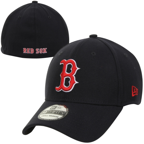 Boston Red Sox New Era MLB Team Classic Game 39THIRTY Flex Hat - Navy
