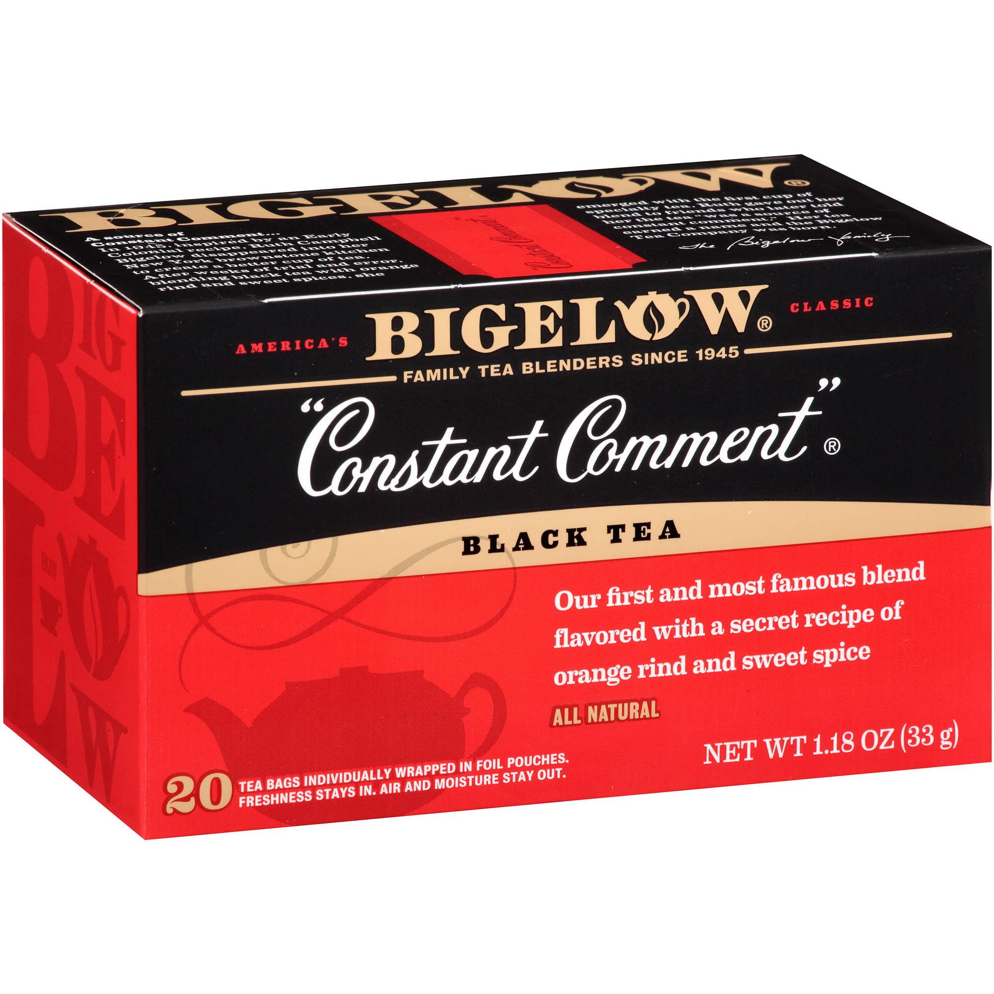 Bigelow Constant Comment Tea Bags, 20 ct