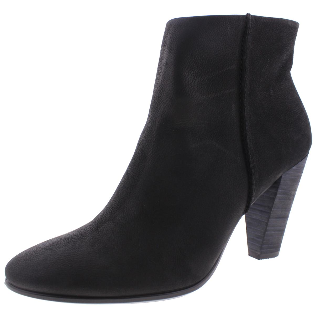 ECCO Womens Shape 75 Nubuck Heel Booties by Ecco