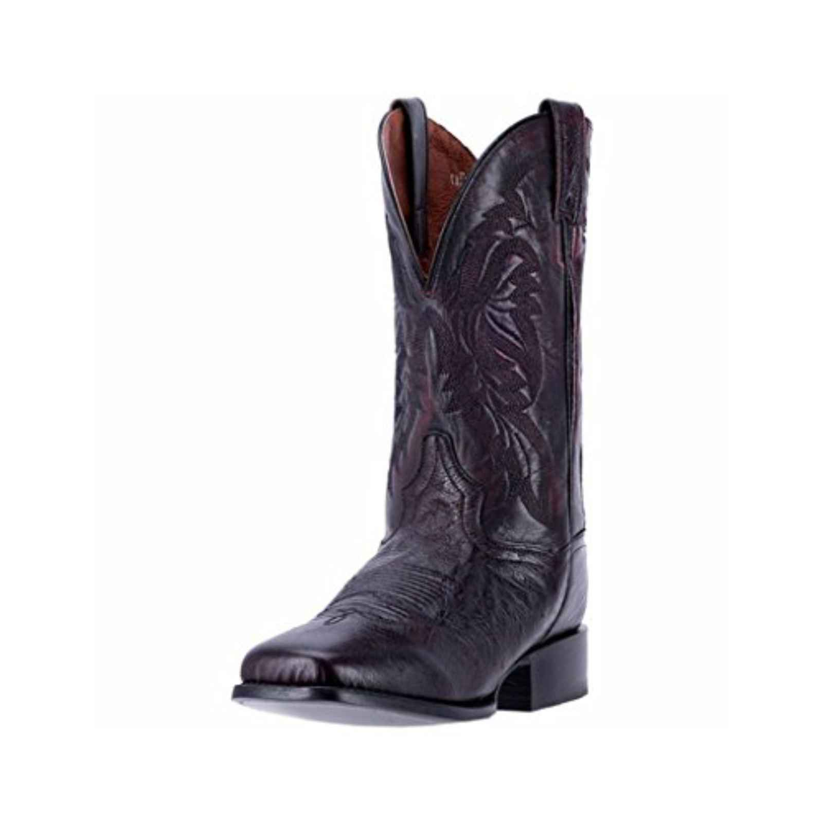 Dan Post Men's Cherry Callahan Broad Square Toe Cowboy Boot, DPP5204 by DAN POST