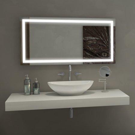 Paris Mirror Harmony Illuminated Bathroom Mirror