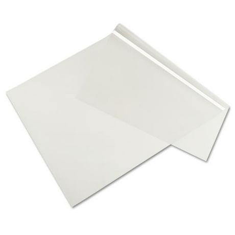 Artistic llc ss2036 second sight clear plastic desk for Craft plastic sheets walmart