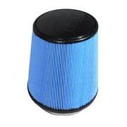 Injen Super-flow Web Nanofiber Dry Air FIlter-5in Neck/6-1/2in Base/7in Height/4-1/2in Top